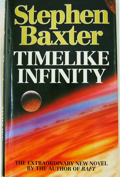 Timelike Infinity. Stephen Science Fiction - Baxter.