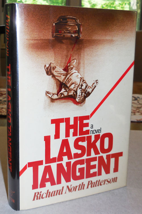 The Lasko Tangent. Ricard North Mystery - Patterson.