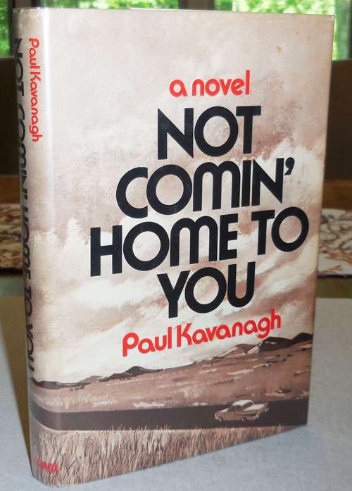 Not Comin' Home To You. Paul Mystery - Kavanagh, Lawrence Block.