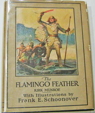 The Flamingo Feather. Kirk Children's - Munroe.