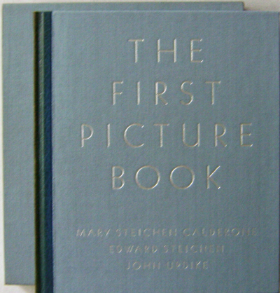 The First Picture Book. with Edward Steichen, John Updike.
