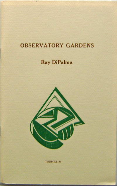 Observatory Gardens. Ray Dipalma.