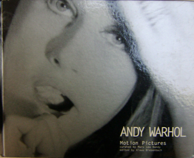 Andy Warhol Motion Pictures. Andy Art - Warhol.