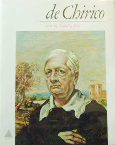 de Chiricho (Inscribed Copy). Isabella Art - Far, Giorgio de Chirico.