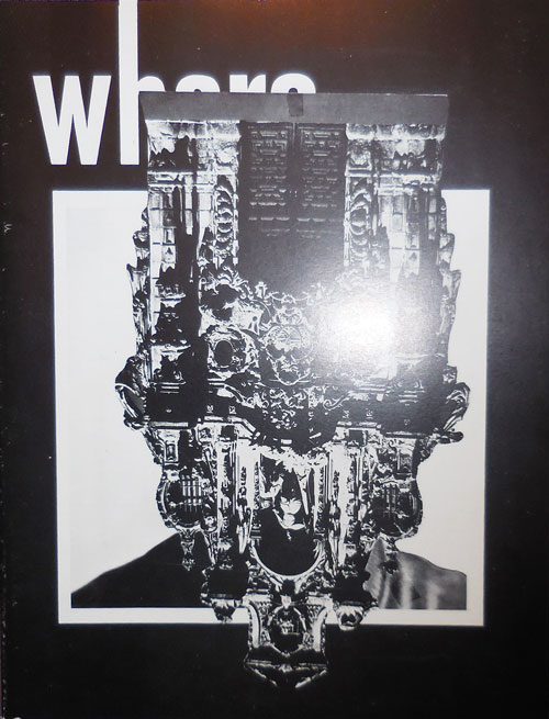 Where To Go / What To Do / When In New York (Signed). Bern Art - Porter.