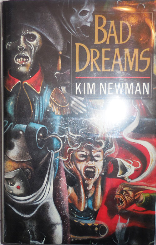 Bad Dreams (Signed). Kim Fantasy - Newman.