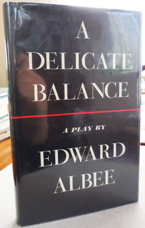 A Delicate Balance (Signed). Edward Albee.