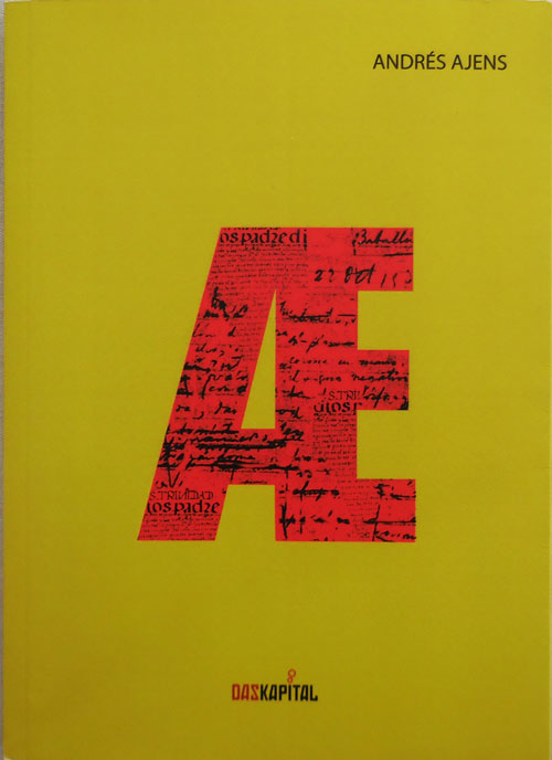 AE (Inscribed). Andres Ajens.
