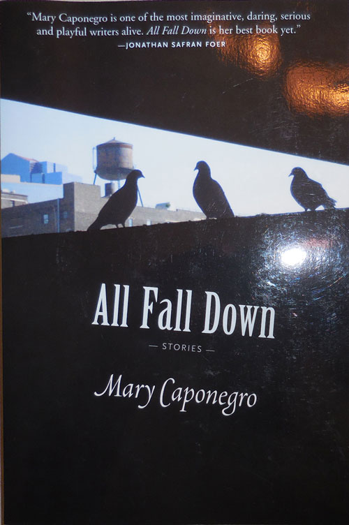 All Fall Down (Inscribed). Mary Caponegro.