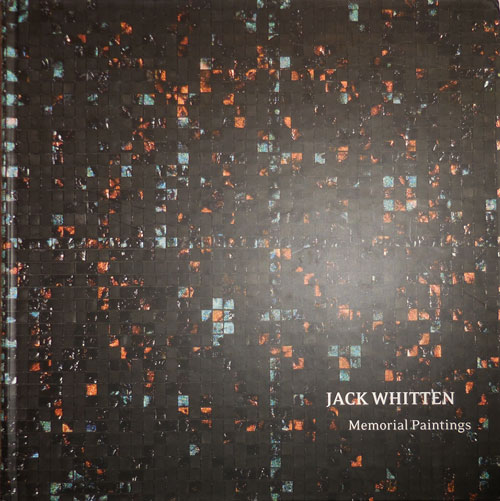 Jack Whitten - Memorial Paintings (Inscribed to Art Critic Dore Ashton). Jack Art - Whitten.