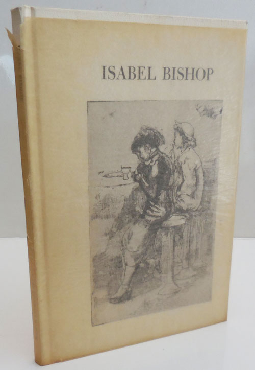 Isabel Bishop Prints and Drawings 1925 - 1964 (Signed). Isabel Art - Bishop.