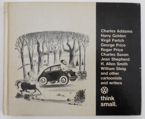 VW: Think Small. Automobiles, Advertising - Volkswagen.