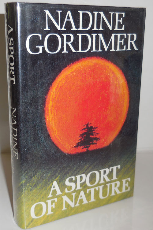 A Sport of Nature. Nadine Gordimer.