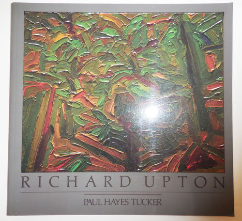 Richard Upton and the Rhetoric of Landscape (Inscribed). Richard Art - Upton.