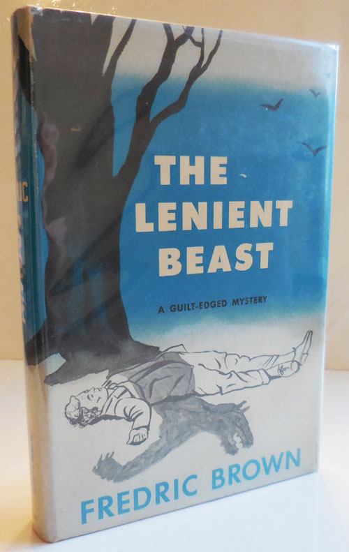 The Lenient Beast. Fredric Crime - Brown.