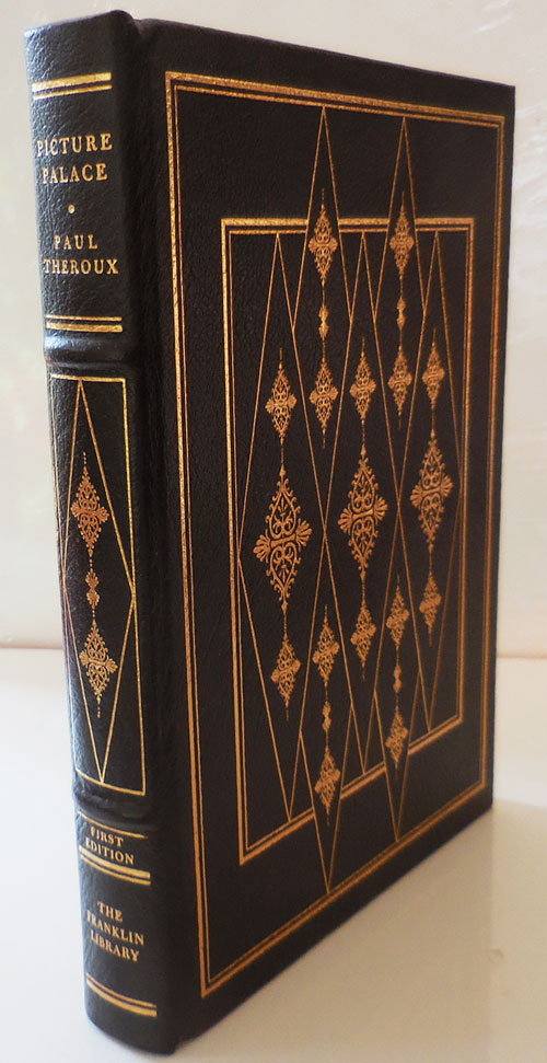 Picture Palace (Leatherbound First Edition). Paul Theroux.