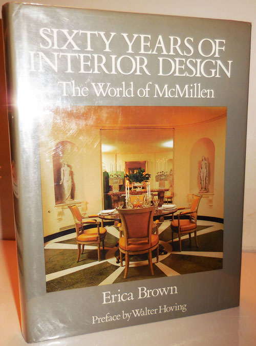 Sixty Years Of Interior Design: The World of McMillen. Erica Interior Design - Brown.