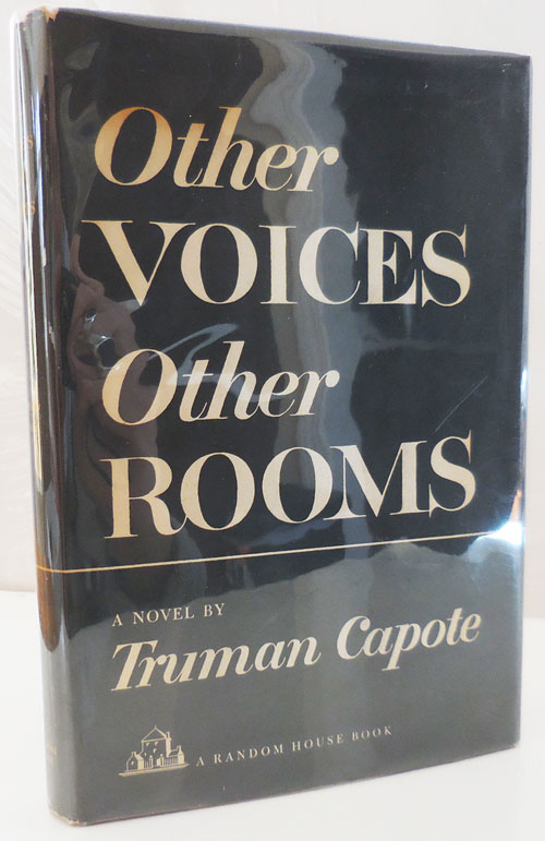 Other Voices Other Rooms (Inscribed). Truman Capote.