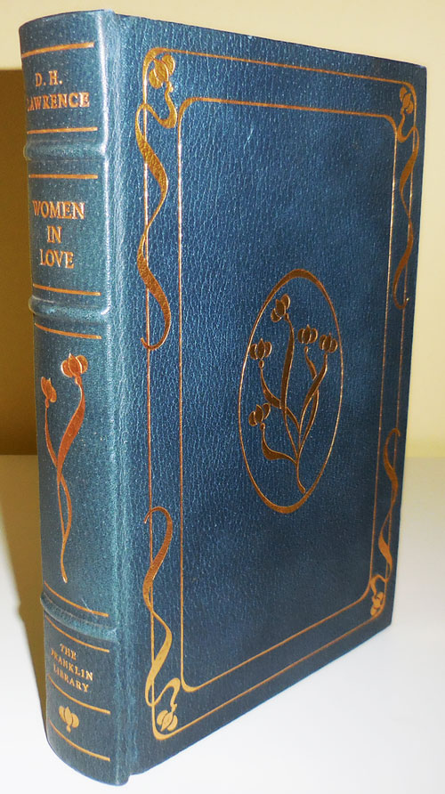Women In Love (Leatherbound Edition). D. H. Lawrence.