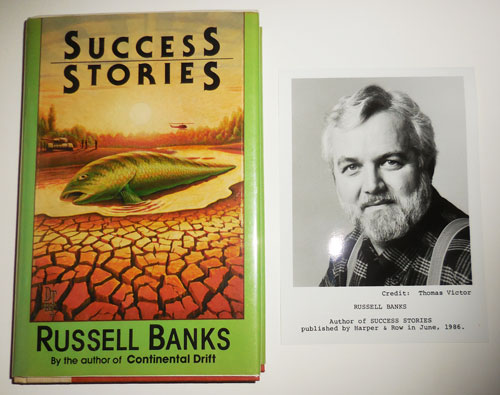 Success Stories. Russell Banks.