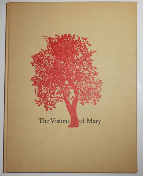 The Visions of Mary. Edward Tyler, wood, Gillian Tyler.