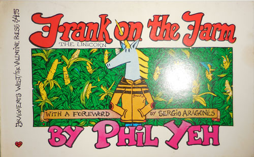 Frank on the Farm. Phil Humor - Yeh.
