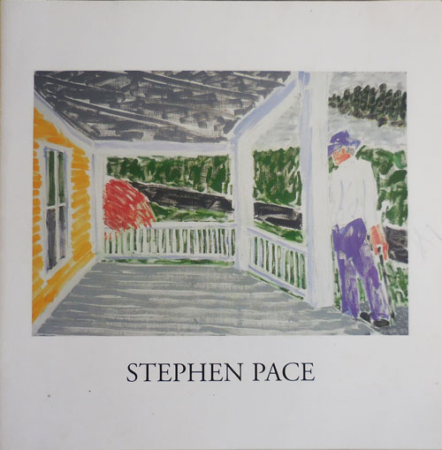Stephen Pace Recent Paintings and Watercolors (Signed). Stephen Art - Pace.