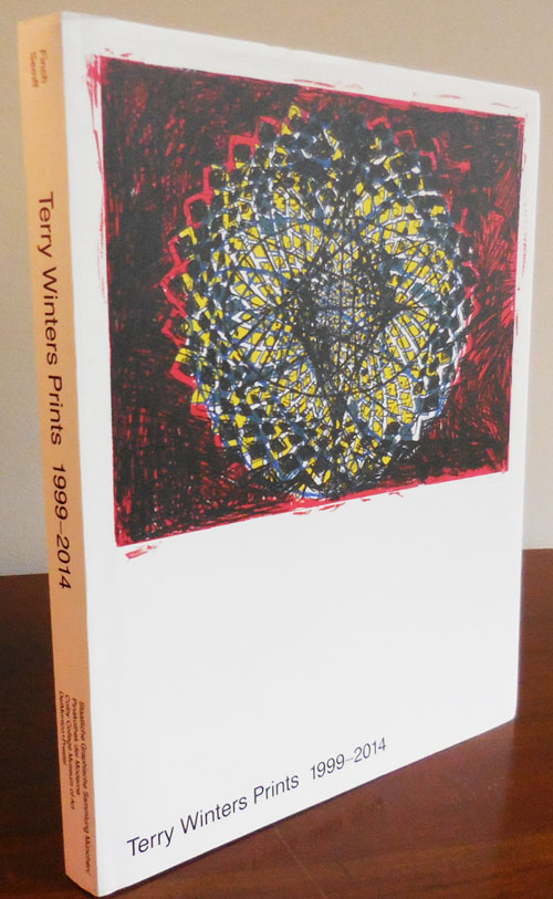 Terry Winters Prints 1999 - 2014 (with Inscribed Card). Terry Art - Winters.