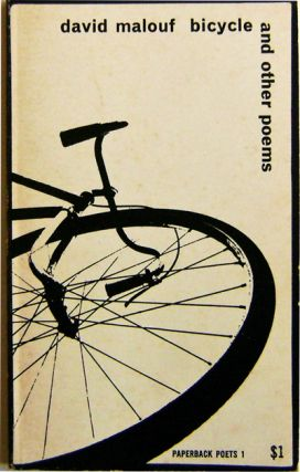 Bicycle and Other Poems. David Malouf