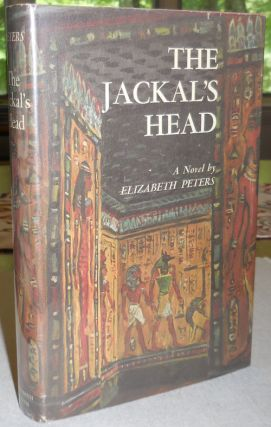 The Jackal's Head. Elizabeth Mystery - Peters