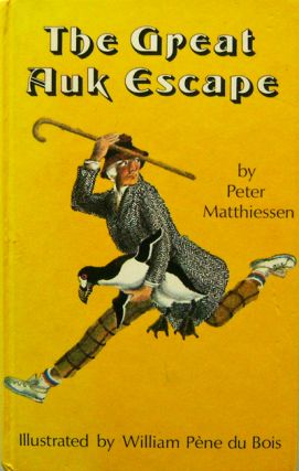 The Great Auk Escape. Peter Matthiessen