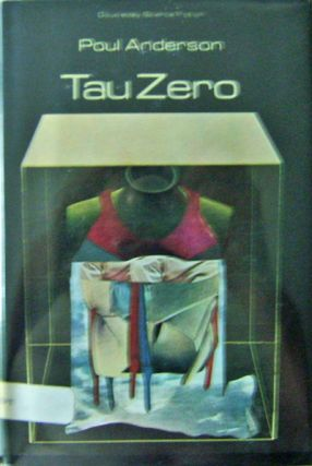 Tau Zero. Poul Science Fiction - Anderson