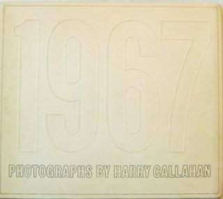 1967 Hallmark Calendar. Harry Photography - Callahan.