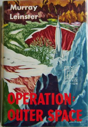 Operation: Outer Space. Murray Science Fiction - Leinster