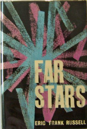 Far Stars. Eric Frank Science Fiction - Russell