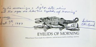 Eyelids of Morning: The Mingled Destinies of Crocodiles and Men (Inscribed)