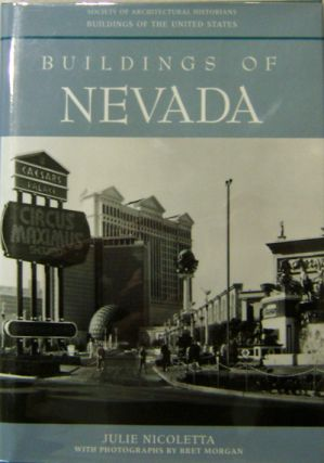 Buildings of Nevada. Julie Architecture - Nicoletta, Bret Morgan