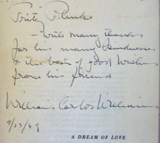 A Dream Of Love (Inscribed)