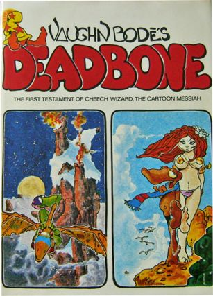 Vaughn Bode's Deadbone (Signed Limited). Vaughn Bode