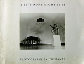 If It's Done Right It Is. Joe Photography - Gantz