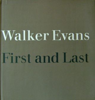 First and Last. Walker Photography - Evans
