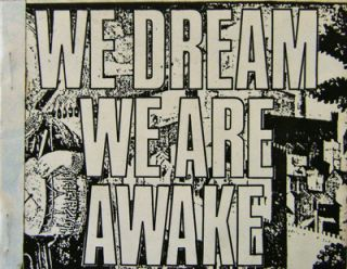 We Dream We Are Awake. Elizabeth DiPalma