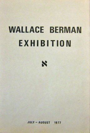 Wallace Berman Exhibition. Wallace Art - Berman