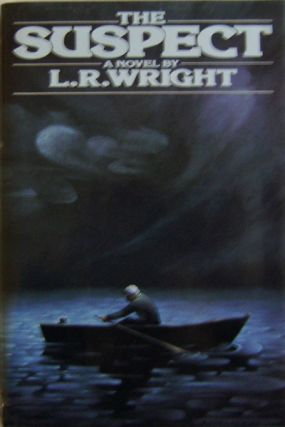 The Suspect (Edgar Award Winner). L. R. Mystery - Wright.