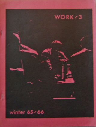Work / 3. Robert Creeley Jonathan Williams, Steve Jonas, Charles Olson, Contributors, Tom Detroit...