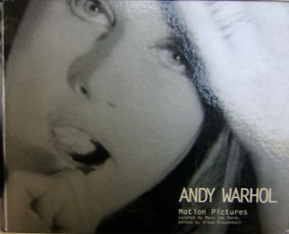 Andy Warhol Motion Pictures. Andy Art - Warhol