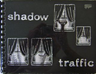 Shadow Traffic. Judy Artist Book - Levy