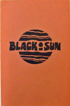 Black Sun (Signed and Inscribed Copy). Douglas E. with Horror Genre - Winter, Stephen R. Bissette