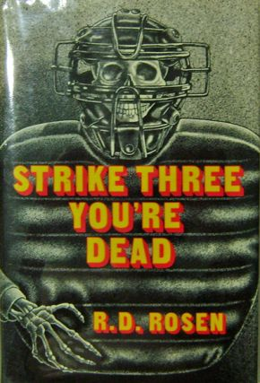 Strike Thrree You're Dead (Edgar Award Winner). R. D. Mystery - Rosen