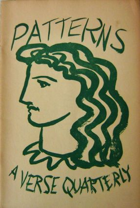 Patterns Volume I Number 2. Alexander Taylor, Merrill Moore Galway Kinell, George Abbe, Lewis Turco